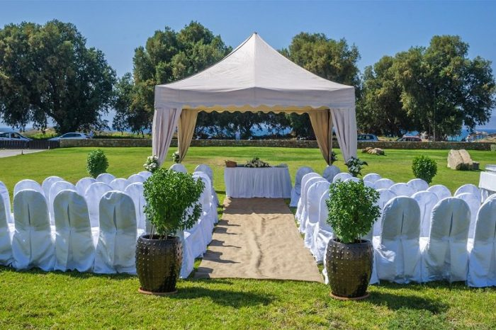PDM - Garden Wedding Ceremony
